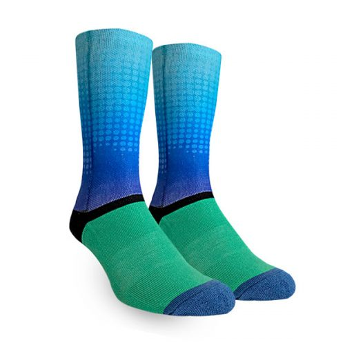 Medias Blue Mix Oliver Socks