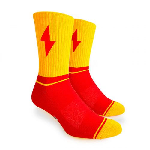 Medias Lighting Reverse Oliver Socks